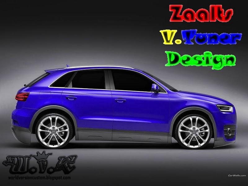 Tuning Virtual do Internauta - Audi Q3, Captiva, Ford Ka, Doblò ...